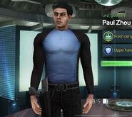 Fleet command Paul Zhou