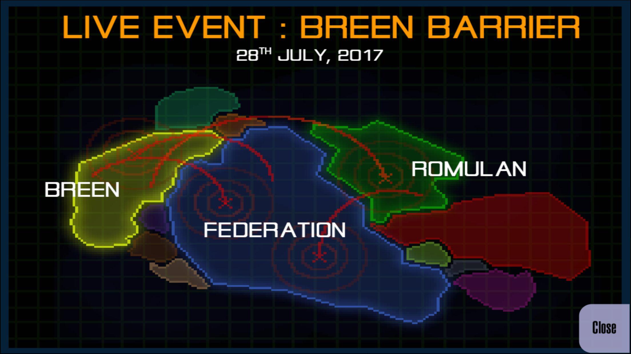 Breen Barrier