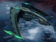 Dhelan class Romulan Type 3
