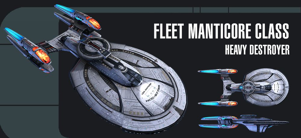 USS Manticore