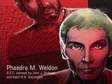 Phaedra M. Weldon