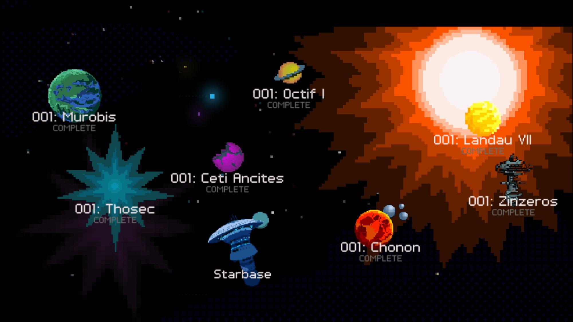 Trexelian Sector 001