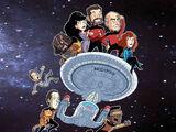 Star Trek: The Next Generation: Warped