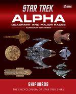 Shipyards Alpha Vol 1 cover