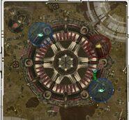 Undine Battlezone PK map