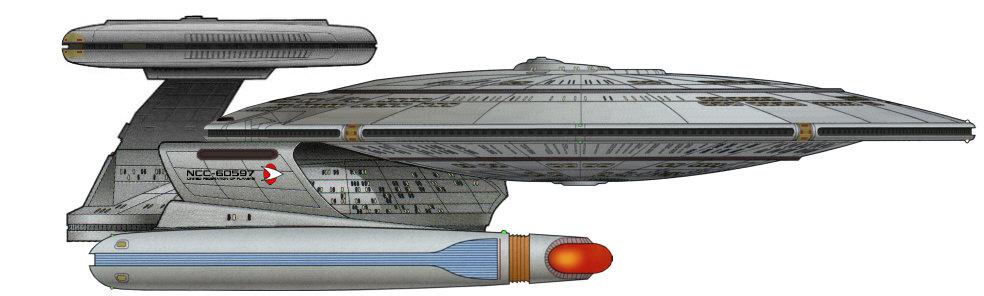 USS Courageous (Nebula class)