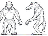 Alphan reptilian