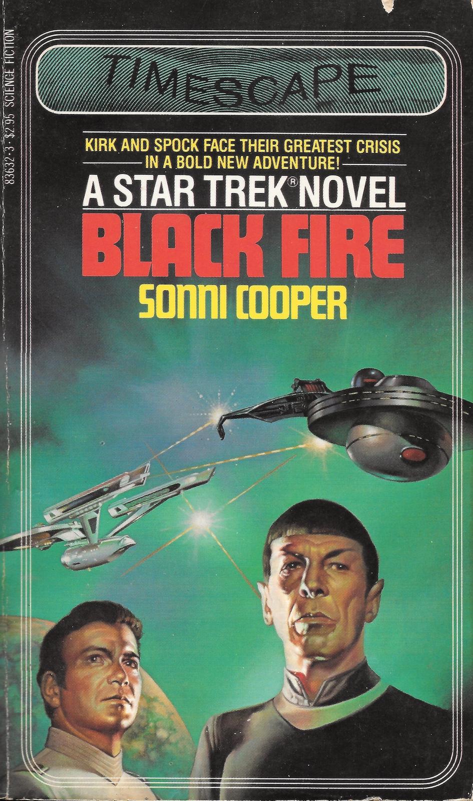 Black Fire (novel)