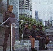 Capt Kirk's oath
