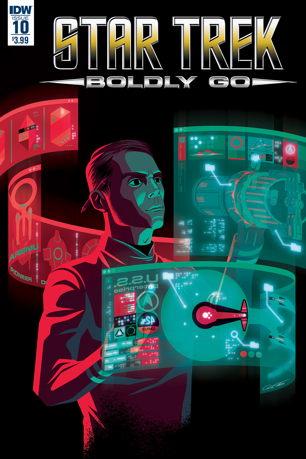 Boldly Go, Issue 10