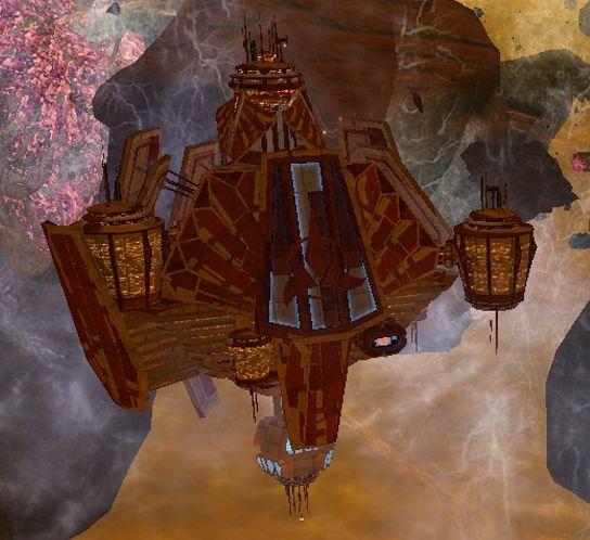Klingon Alliance Base