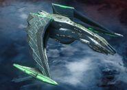 Dhelan class Romulan Type 4