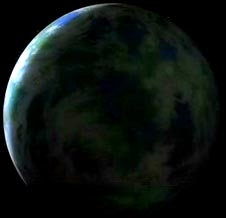 Class Q planet