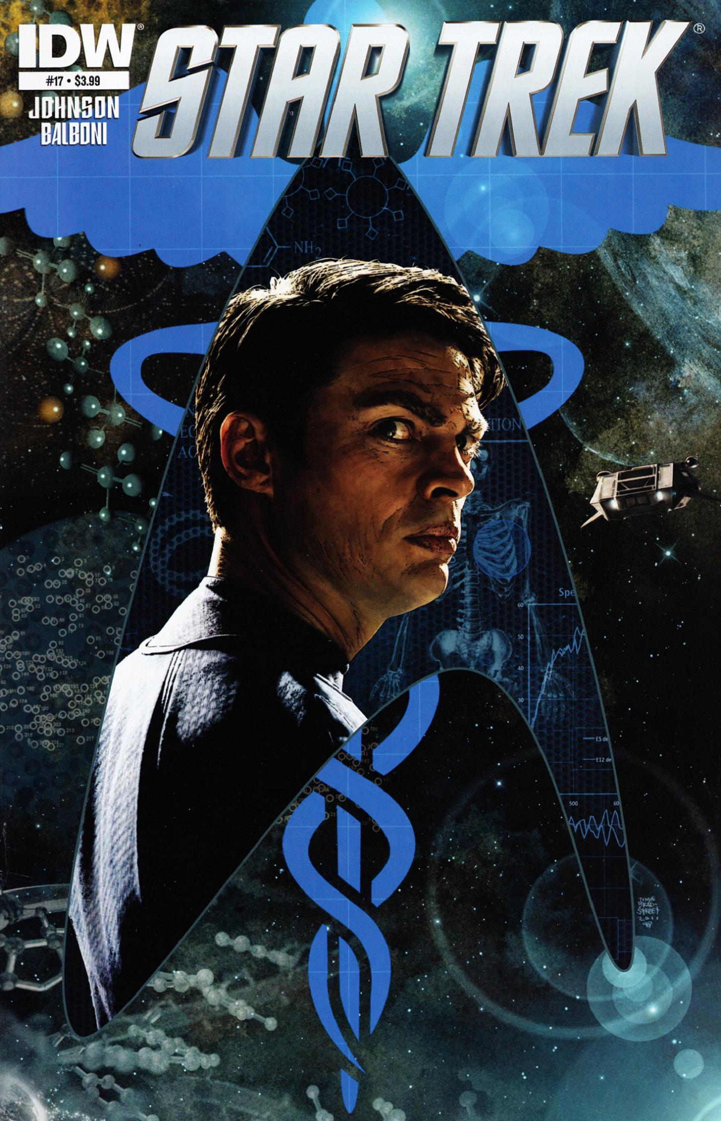 IDW Star Trek, Issue 17