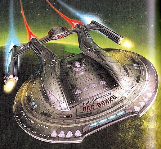 The Art of Star Trek Online