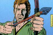 Kirk bow and arrow
