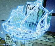 Enterprise 1787 hologram