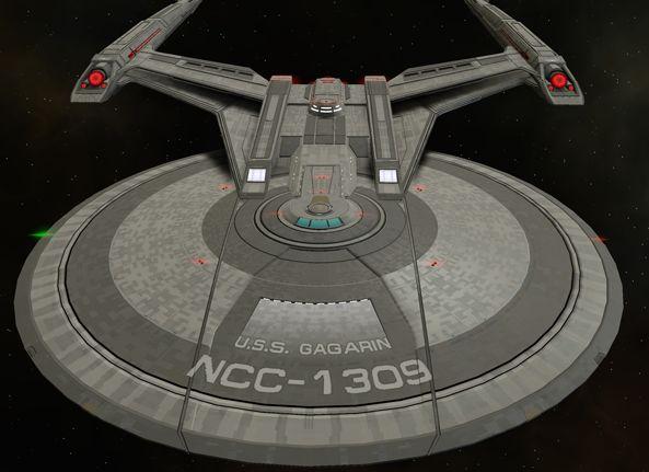 USS Gagarin (NCC-1309) (II)