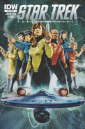 IDW Star Trek, Issue 30
