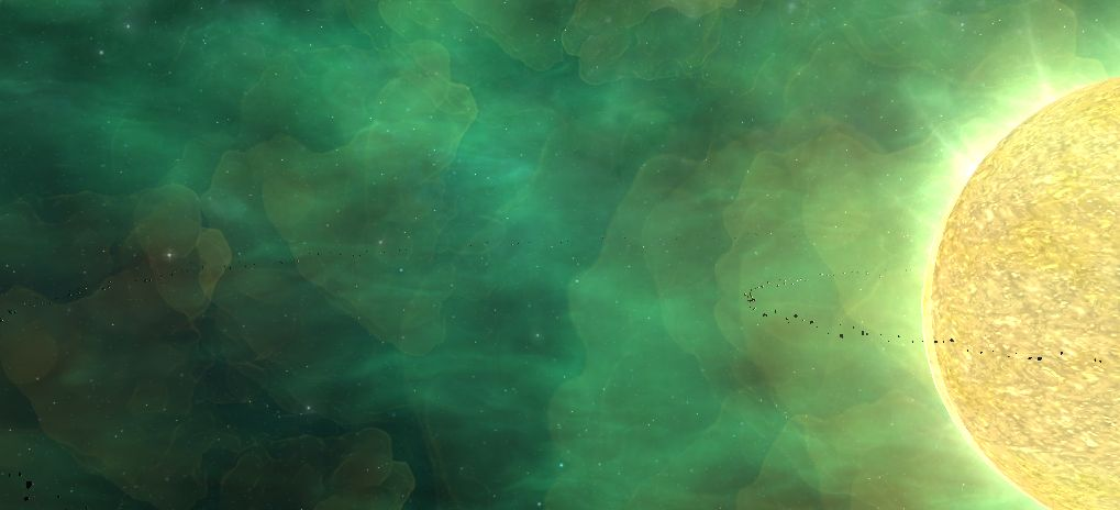 Gon'cra Nebula
