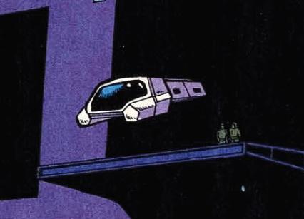 Unnamed Federation shuttlecraft