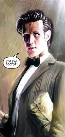 The Doctor (Time Lord)