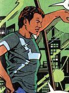 Kirk Tshirt DC Comics