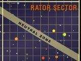 Rator sector