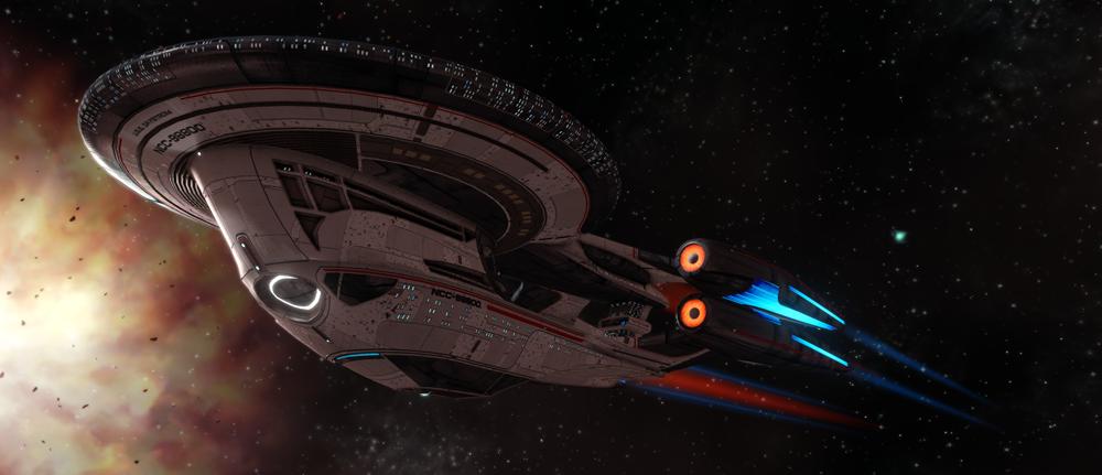 USS Daystrom (NCC-98800)