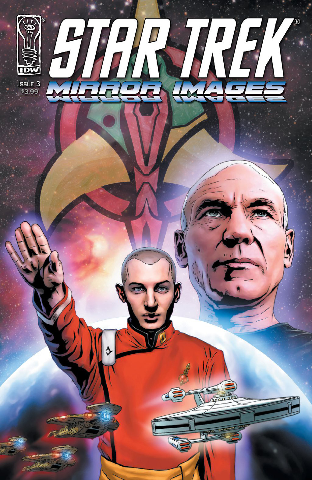 Mirror Images, Issue 3