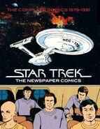 Star Trek Newspaper Strip Vol 1 cover