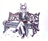 Gaster-cat - Гастер-кот(мяур точнее)