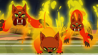 S1E4 Three-eyed firecats