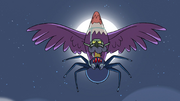 S2E2 Ludo, spider, and eagle in threatening sync.png