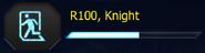 R100 17-Knight