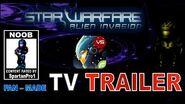 Starwarfare Alien Invasion Trailer (Fan-Made)