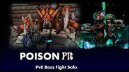 Starwarfare Alien Invasion Poison Pit Boss Solo