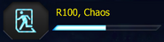 R100 15-Chaos