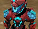X-Field Armor