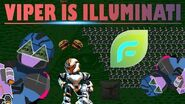 Viper Armor is Illuminati
