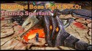 Siegfried vs Thunda Spartan!