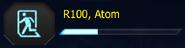 R100 8-Atom
