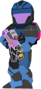 Viper Armor Drawing Cutout Design - (Created by SpartanPro1)