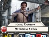 Lando Calrissian Millennium Falcon