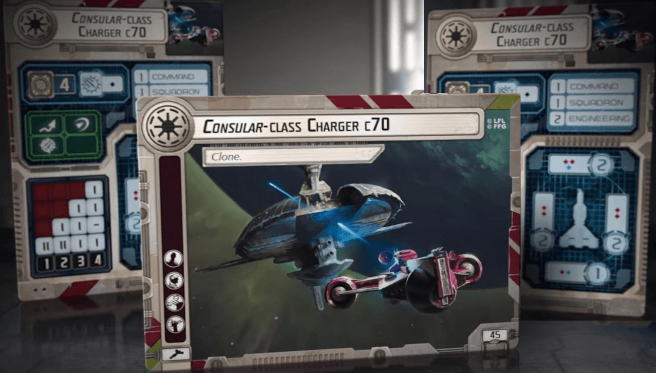 Consular-class Charger C70