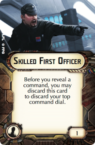 Skilled First Officer
