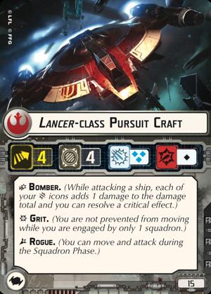 Lancer-class Pursuit Craft