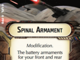 Spinal Armament