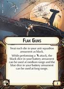 Offensive-Retrofit Flak Guns