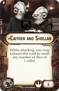 Caitken and Shollan